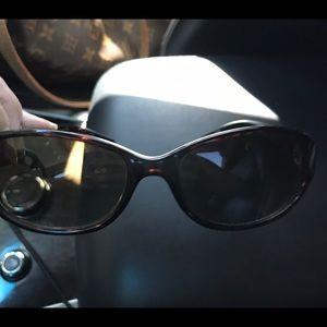 Tory Burch Sunglasses w/case